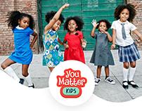 You Matter (Kids) : iMessage Stickers