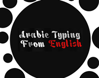 Arabic Typing From English 2