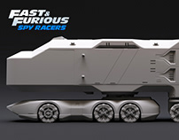 Fast & Furious Spy Racers / Hauler