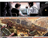 COLOR SAMPLE STAR WARS