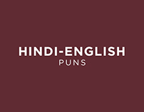 Hindi-English Puns | Social Media Creatives