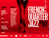 French Quarter Jazz in NYC 2016