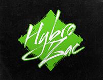 HyproZak (Logo Design)