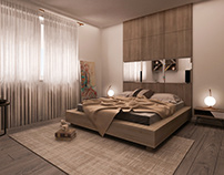 Residential Interior Design - Bedroom Design