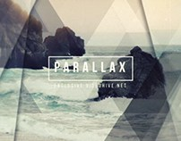 Parallax After Effects Project