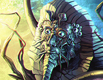 Nyarlathotep - The Crawling Chaos