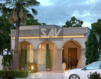 Small house in Islamabad