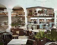 Venetian Mercato Pesceria / Las Vegas Nev.