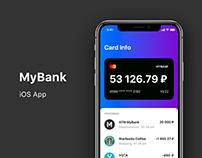 MyBank iOS App