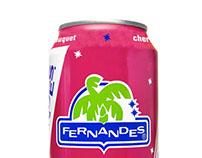 Packaging Design Fernandes Bottling NL