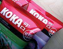 KOKA (Brand Identity)