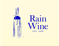 Rain Wine Animation