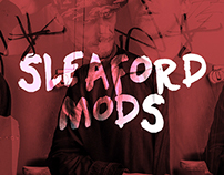 sleaford mods Poster