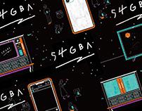54GBA Opening Motion Design_第54屆金鐘獎開場動態視覺