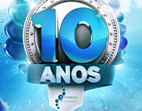 TS Pharma   10 Anos