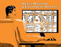 Tenderd — Heavy Machine & Equipment Rental