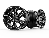 ATV & Car Wheel Designs