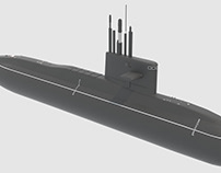 Amur-950 submarine