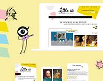 UX/UI design site e-shop