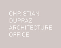 Christian Dupraz Architecture Office