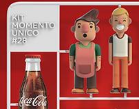 COCA-COLA Instagram KIT MOMENTO ÚNICO #