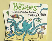 Wee Beasties (Baby Books)