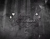 Alice in Wonderland Title Sequence