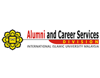 [Logo] Alumni and Career Services Division IIUM - ACSD