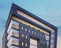 Al Rayyan Office Building (2B+G+7)
