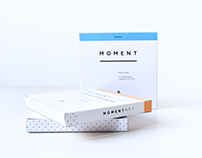 MOMENT - Restyling Packaging