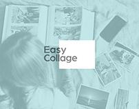 EasyCollage – Identity & Web Design