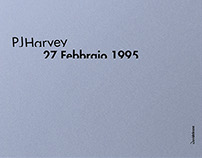 To bring you my love - 1995 - PJ Harvey