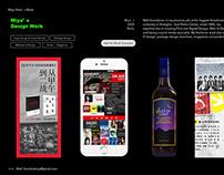 Design Portfolio 2021