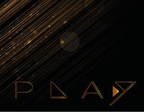 PLAY Restaurant & Lounge   Brand Design