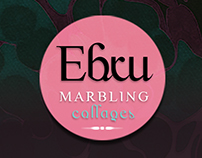 Ebru::Marbling Collages