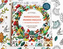 Coloring book - Maravilhoso Mundo Mágico