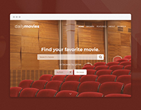 Daily Movies // Find your favorite movie.