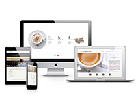 THE COFFEE STORE DISEÑO WEB/ web design