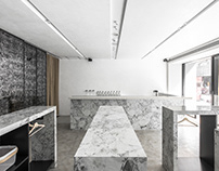 MuPeng Design / Barmood