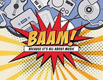 BAAM Website