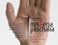 Misteria Paschalia 2015