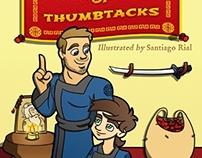 "Work ~ ""The Wall of Thumbtacks"" (Kids' Book)"
