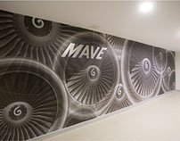 MAVE – Interiorismo
