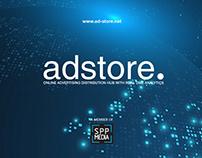 Adstore Presentation - Infographics