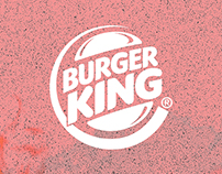 Starts With a Flame - Burger King