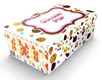 Packaging- Tea Time Treats Package
