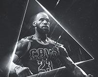 LeBron James NBA Social Media Work