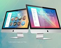 Reimagining iTunes | Music Player Design | UI/UX
