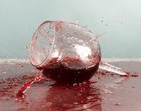 Crying wine
