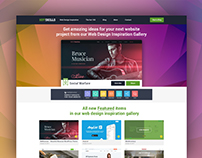 TheHotSkills - Web Design Inspiration Gallery